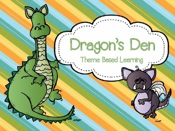 Dragon's Den - Theme Based Learning