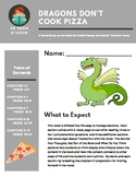 Dragons Don't Cook Pizza Novel Study