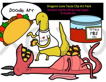 Dragons Eat Tacos