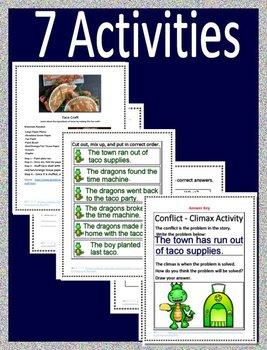 Dragons Love Tacos 2 Interactive Read Aloud Activity Dragons Love Tacos 2 Poster