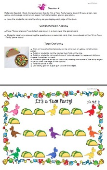 Dragons Love Tacos - A Storybook Companion