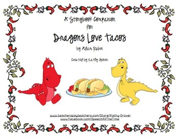 Dragons Love Tacos - A Storybook Companion