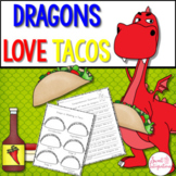 DRAGONS LOVE TACOS | Book Companion and Activities