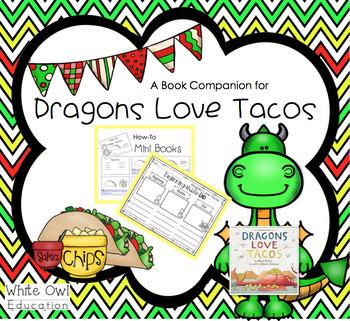 Dragons Love Tacos Book Study