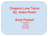 Dragons Love Tacos - Comprehension skills to go along with book
