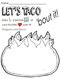 Dragons Love Tacos- Favorite part of story