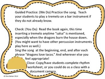 """Dragons Love Tacos"" Lesson Plan"