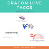 Dragons Love Tacos Literacy Center Activities