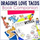 Dragons Love Tacos:  No Prep Speech & Language Activities