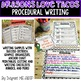 Dragons Love Tacos: Procedural Writing Lesson