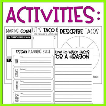 Dragons Love Tacos / Read-Aloud Book Companion
