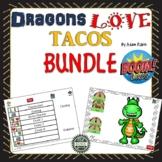 Dragons Love Tacos Speech & Language BUNDLE for BOOM