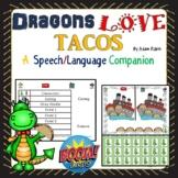 Dragons Love Tacos Language & Activity Book Companion: BOO