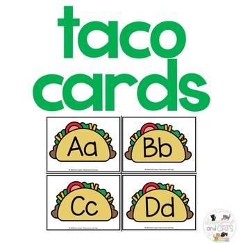 Dragons Love Tacos Task Cards