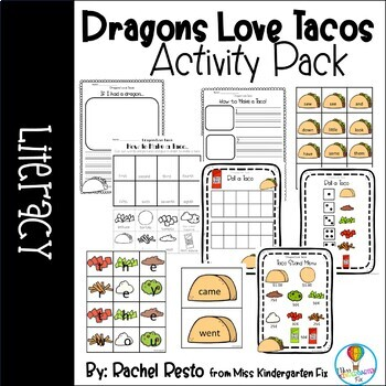 Dragons Love Tacos Unit
