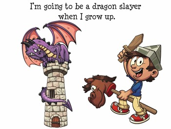 Dragons Princess Fairy Tales