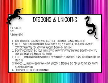 Dragons & Unicorns