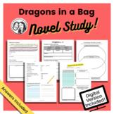Dragons in a Bag by Zetta Elliott - Printable + Digital No