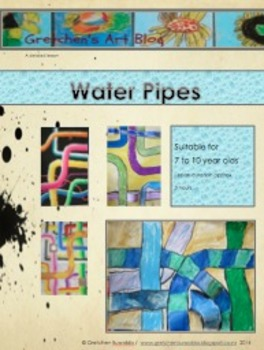 Drains and Pipes Art Lessons