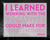 Drake Motivational Classroom Poster