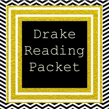 Drake Biography Test Prep Reading Packet