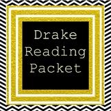 Drake Biography Test Prep Reading Packet