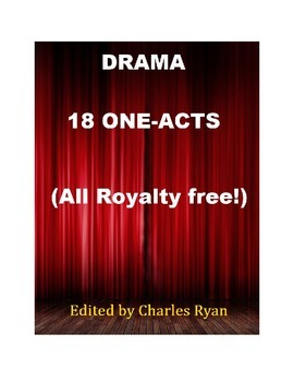 Drama - 18 One Acts - Royalty Free!