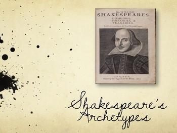Drama Acting Shakespearean Archetypes PPT