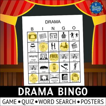 Drama Bingo
