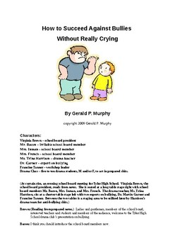 Drama - Bullying - How to Succeed Against Bullies