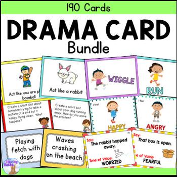 Drama Card Bundle