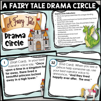 drama circle a fairy tale by runde 39 s room teachers pay teachers. Black Bedroom Furniture Sets. Home Design Ideas