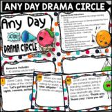 Drama Circle Activity Any Day Fun