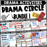 Drama Circle Activity Bundle