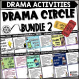 Drama Circle Activity Bundle 2