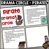 Drama Circle Activity Pirates
