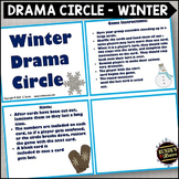 Drama Circle Activity Winter