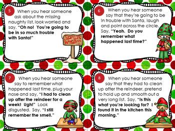 Drama Circle - Santa's Workshop