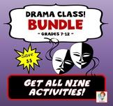 Drama Class! BUNDLE