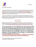 Drama Club Contract
