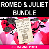 Drama, ELA, Theatre Arts, Romeo and Juliet Unit Bundle