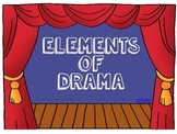 Drama Elements Powerpoint