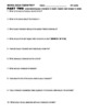 Drama -  Monologue Exam for high school (complete package)