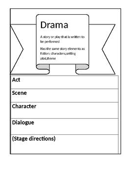 Drama Foldable:Free