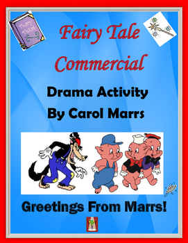 Drama Game-Fairy Tale Commercial