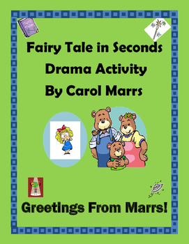 Drama Game-Fairy Tale in Seconds