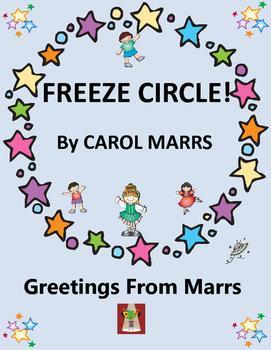 Drama Game-Freeze Circle