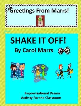 Drama Game - Shake It Off