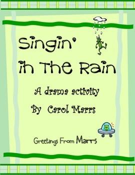 Drama Game - Singin' In The Rain