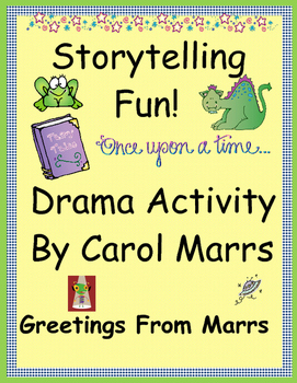 Drama Game-Storytelling Fun